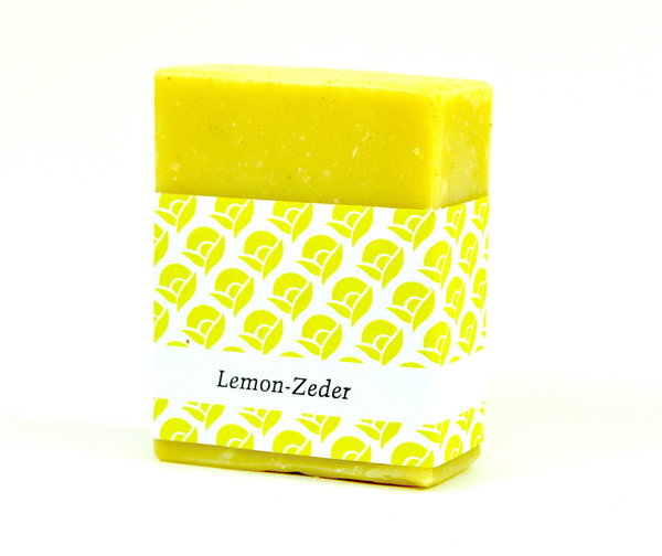 "Seife ""Lemon-Zeder"""